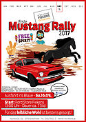 1. Ford Store Fiekens Mustang Rally - 16.09.2017